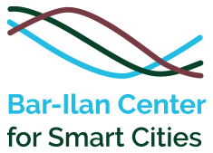 Bar Ilan Center For Smart Cities Logo